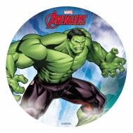 Disque Avengers - Hulk - Azyme (20 cm)