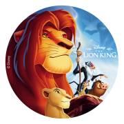 Disque Roi Lion - Azyme - sans E171