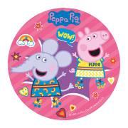 Disque Peppa Pig Wow ! (20 cm) - Azyme - sans E171