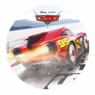 Disque Cars (20 cm) - Azyme - sans E171