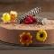 Set de 3 Fleurs de Printemps - Chocolat images:#1