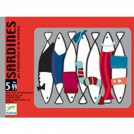 Jeux de cartes - Sardines