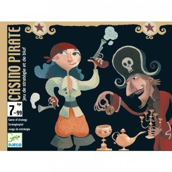 Jeux de cartes - Casino Pirate