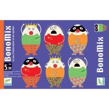 Jeux de cartes - Bonomix