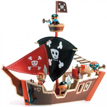 Arty Toys - Bateau Ze Pirat Boat