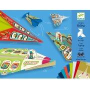 Kit Origami Avions (gar�ons)