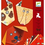 Kit Initiation Origami Animaux