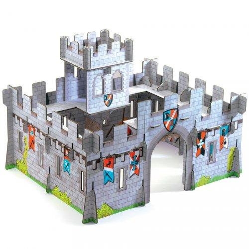 Château médiéval 3D