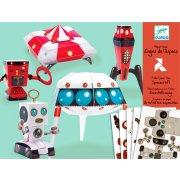 Paper Toys - Engins de l'espace