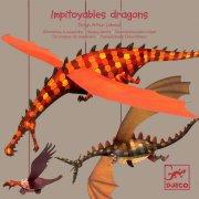 Impitoyables Dragons 3D � suspendre