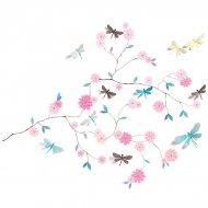 Stickers Muraux Arbre aux Papillons