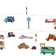 Mobile Trafic Automobiles