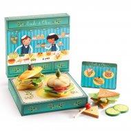 Snack Emile et Olive
