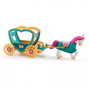 Arty Toys - Alycia & ze caleche