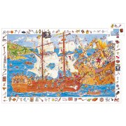 Puzzle Les pirates - 100 pièces