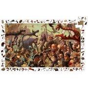 Puzzle La bataille des dragons - 350 pièces