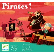 Jeu de soci�t� Pirates