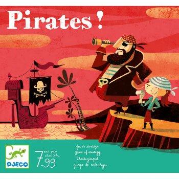 Jeu de société Pirates