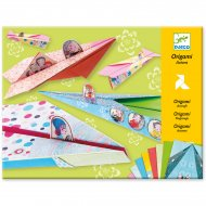 Kit Origami Avions coquets (filles)
