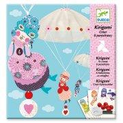 Kit Kirigami Parachutes filles