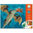 Paper toys - Dragon géant