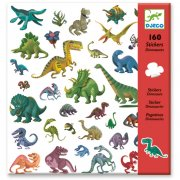 160 Stickers Dinosaures