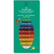 12 pastels gel aquarellables - classique