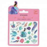 Mini stickers Sous la mer