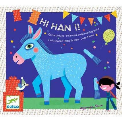 Jeux de la Queue de l âne Hi Han