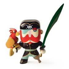 Arty Toys - Pirate Sam Parrot