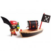 Arty Toys - Pirate El loco avec accessoires