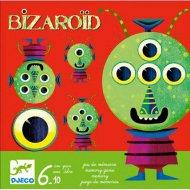 Jeux de mémoire Bizaroid