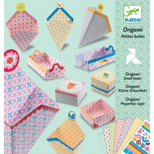 Kit Origami - Petites Boites