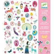 Album 1000 Stickers Fille