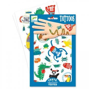 Tatouages Animaux Museaux