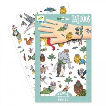 Tatouages Bestiaire Chimères