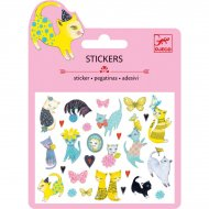 Stickers Chats Glitter