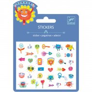 Mini stickers  Symboles Relief 2D