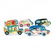 Jeux  Vrooom - Course de voitures