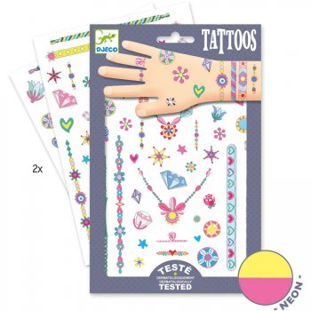 Tatouages Les bijoux de Jenni