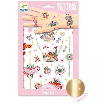 Tatouages Les bijoux de Fiona