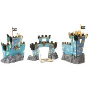Arty Toys - Château Pirate Castel on the Rock (63 cm)