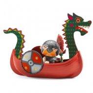 Arty Toys - Drack & Ze drakkar