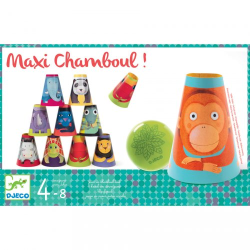 Maxi Chamboul Animaux (63 cm)