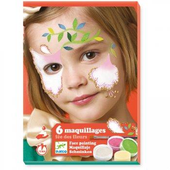 Maquillage et Stickers de Peau - Fée des Fleurs