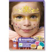 Maquillage et Stickers de Peau - Princesse