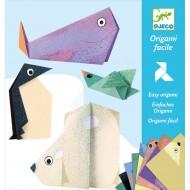 Kit Origami Animaux Polaire