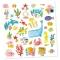 Stickers - Aqua Dream images:#0