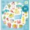 Stickers - Aqua Dream images:#1