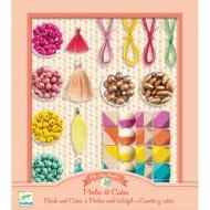 Kit de Bijoux à Créer - Perles et Cubes